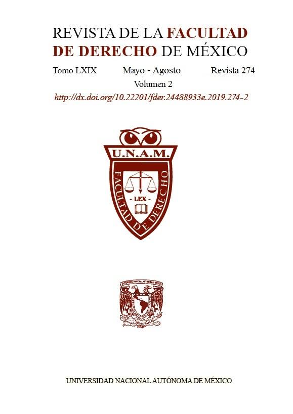 Revista de la Facultad de Derecho de México
